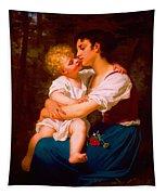 Mom I Love You  Tapestry