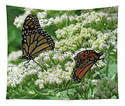 Monarch Butterfly 56 Tapestry