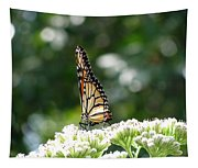 Monarch Butterfly 72 Tapestry