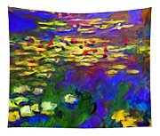 Monet Would Be Horrified Tapestry