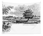 Monmouth Battlefield Tapestry