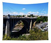 Monroe Street Bridge - Spokane Tapestry