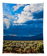 Monsoons In July Tapestry