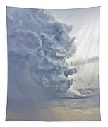 Monster Cloud Country Tapestry