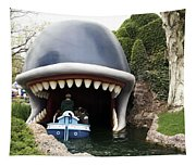 Monstro The Whale Boat Ride At Disneyland Tapestry