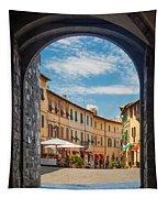 Montalcino Loggia Tapestry
