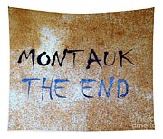 Montauk-the End Tapestry