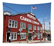 Monterey Cannery Row California 5d25045 Tapestry