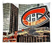 Montreal C Tapestry