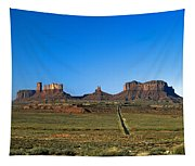 Monument Valley Road Tapestry