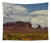Monumental Clouds  Tapestry