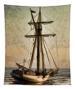 Moody Day Tapestry