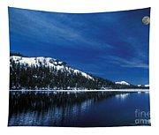 Moon - Lake Tapestry