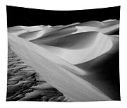 Moon Light Dunes Tapestry