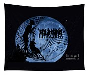 Moon Party Tapestry