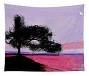 Moon Rise Tapestry