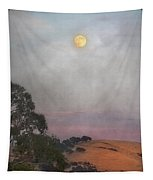 Moon Rising Tapestry