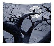 Moon Whisperer II Tapestry