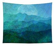 Moonlight Hills Tapestry