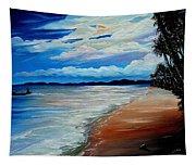 Moonlight In Tobago Tapestry