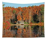Moore State Park Autumn I Tapestry