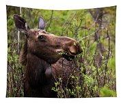 Moose Munch Tapestry