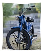 Moped Tapestry