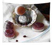Morning Coffee Soap Tapestry