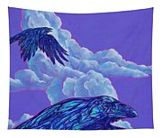 Morning Flight Tapestry
