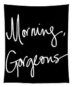 Morning Gorgeous Tapestry by South Social Studio
