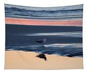 Morning Gull Tapestry