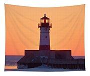 Morning Light Tapestry