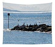 Morning Meeting - Lyme Regis Tapestry