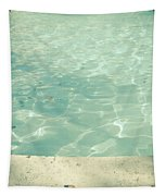 Morning Swim Tapestry