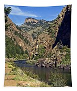 Morrow Point Reservoir Tapestry