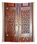 Mosque Doors 03 Tapestry