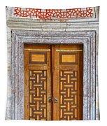 Mosque Doors 05 Tapestry