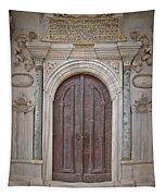 Mosque Doors 13 Tapestry