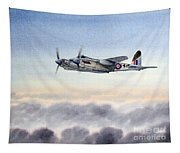 Mosquito Aircraft Tapestry