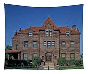 Moss Mansion - Billings Montana Tapestry