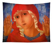 Mother Of God Tapestry