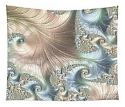 Mother Of Pearl - A Fractal Abstract Tapestry