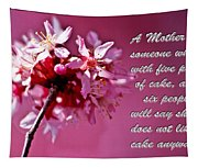 Mother's Day Sharing Tapestry