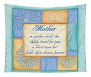 Mother's Day Spa Tapestry