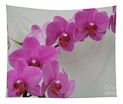 Mottled Orchid 1 Tapestry