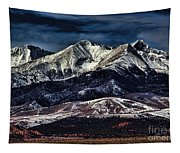 Mount Blanca Tapestry