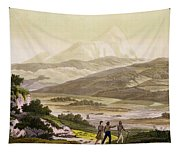 Mount Cayambe, Ecuador, From Le Costume Tapestry