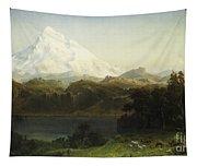 Mount Hood In Oregon Tapestry