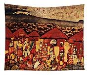 Mount Kilimanjaro Tapestry
