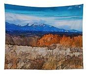 Mount Princeton Tapestry